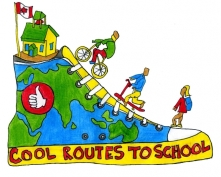 routes to school