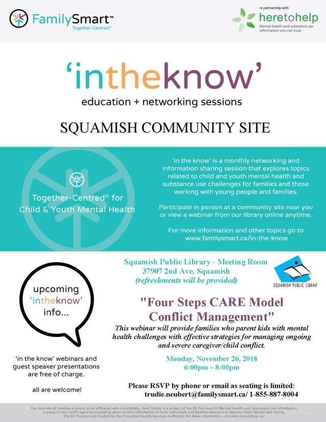 FamilySmart-ITK-Poster-Squamish-November-26-2018