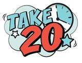 take 20